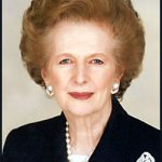 Scorpio Woman – Margaret Thatcher