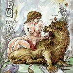 The Leo Postcard