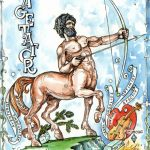 The Sagittarius Postcard